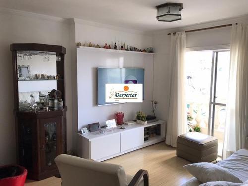 08184 -  Apartamento 3 Dorms. (1 Suíte), Freguesia Do Ó - São Paulo/sp - 8184