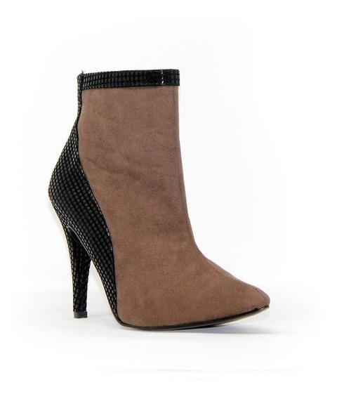 Zapatos Botin De Tacón Para Dama | Buck