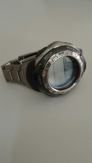 Relógio Casio Spf 40 Defeito (peças)