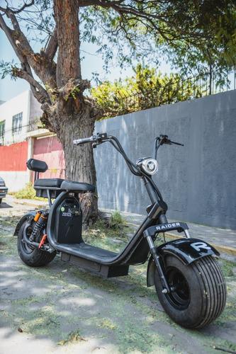 Imagen 1 de 8 de Motos Eléctricas Nuevas - 1000 Y 1500 W - Evita El Contagio