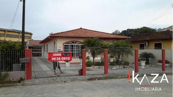 Linda Casa Em Biguaçu 03 Dorm/suite Em Biguaçu - 2299