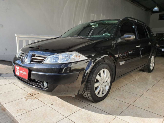 Renault Megane Grand Tour 2012 1.6 Dynamique Hi-flex 5p