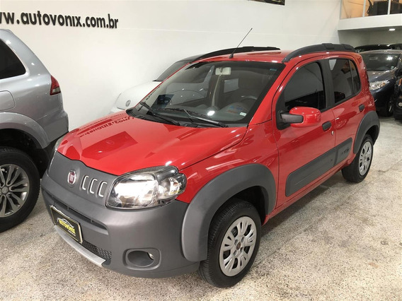 Fiat Uno Way 1.0 2011 Flex O Mais Novo Do Brasil Oportunidad