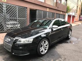 Audi S6 V10 5.2 Lts Fsi 2007
