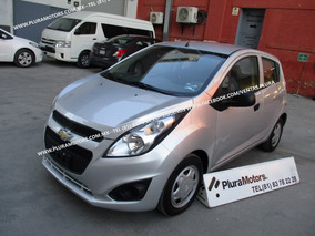 Chevrolet Spark 2017 Std Clima Tela Bluetooth Mp3 $129,000