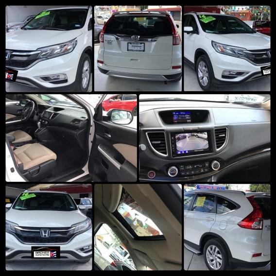 Honda Cr-v Exl 4x4 Americana