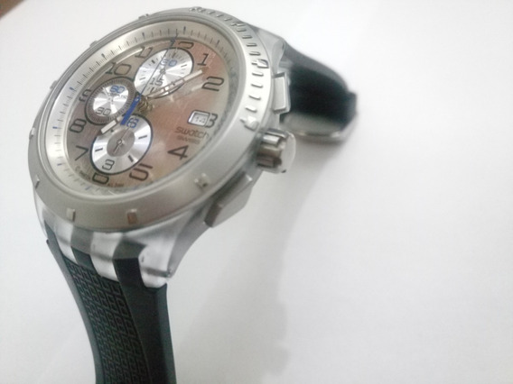 Relógio Swatch Automático Com Cronografo