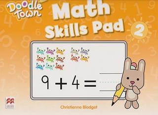 Doodle Town Math Skills Pad 2