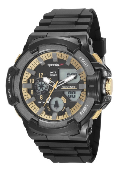 Relógio Speedo Masculino 81187goevnp1