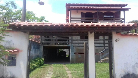 Casa Em Cordeirinho (ponta Negra), Maricá/rj De 301m² 4 Quartos À Venda Por R$ 320.000,00 - Ca309565