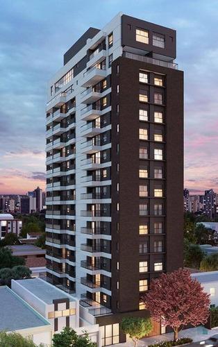 Apartamento Com 3 Dormitórios À Venda, 65 M² Por R$ 1.110.000,00 - Moema - São Paulo/sp - Ap15159