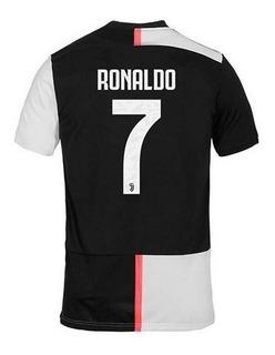 Camiseta Juventus Cr7 G Frete Gratis
