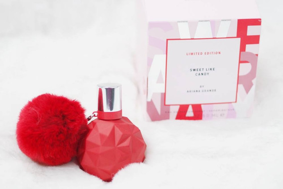 Perfume Sweet Like Candy Limited Edition Ariana Grande Novo