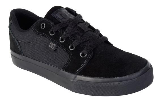 Tênis Dc Shoes Anvil 2 La Preto