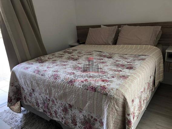 Apartamento Com 3 Dormitórios À Venda, 76 M² Por R$ 330.000,00 - Jardim Satélite - São José Dos Campos/sp - Ap3128