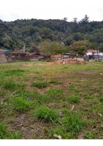 Terreno  Localizado(a) No Bairro Chico De Paula Em Santos / Santos  - 6457