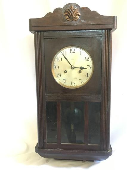Antiguo Vintage Reloj De Pie Kienzle