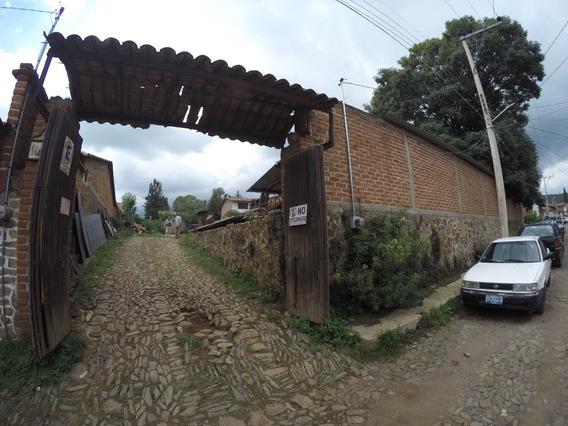 Terreno En Tapalpa Jalisco 1092m2 Muy Cerca Del Pueblo