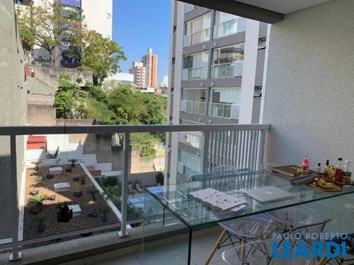 Imagem 1 de 15 de Apartamento - Pompéia  - Sp - 645533