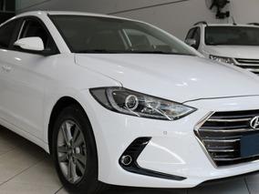 Hyundai Elantra 2017 Branco Flex