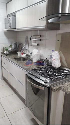 Apartamento Com 3 Dorms, Vila Leonor, Guarulhos - R$ 580 Mil, Cod: 6521 - V6521