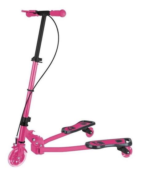 Patinete Radical Frog Pink