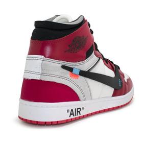 new concept 88191 46e98 Tênis Jordan 1 Off White Hype Outfit Promoção Envio Grátis