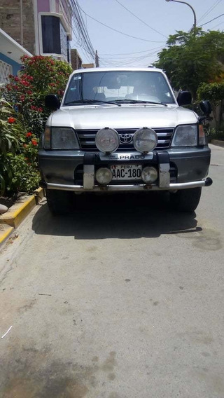 Oportunidad Se Vende Camioneta Toyota Xt Land Cruiser Prado