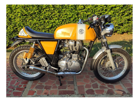 Royal Enfield Continental Gt 535 Modificada