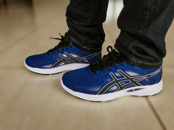 Tênis Asics Running Gel Transition - Azul - Black Friday