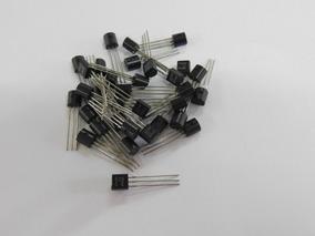 Transistor De Silicio Npn 2sc536 - Lote Com 33 Peças Novas