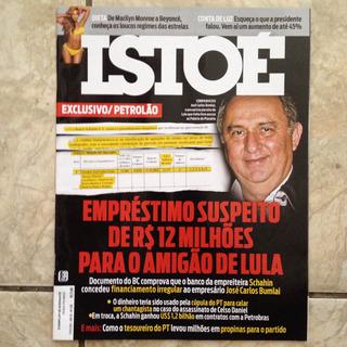 Revista Istoé 2358 11/2/2015 Empréstimo Suspeito Amiga Lula