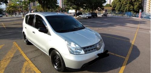 Nissan Livina 2011 1.6 Flex 5p