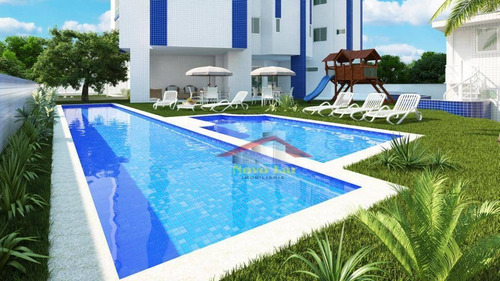 Imagem 1 de 8 de Apartamento Residencial À Venda, Fátima, Fortaleza. - Ap0499