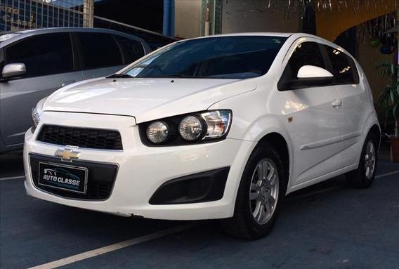 Chevrolet Sonic Sonic Hatch Lt 1.6 (aut)