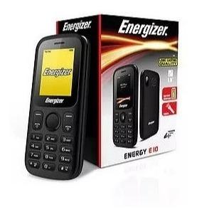 Telefono Energizer E10 Doble Camara Liberados En Sus Manos