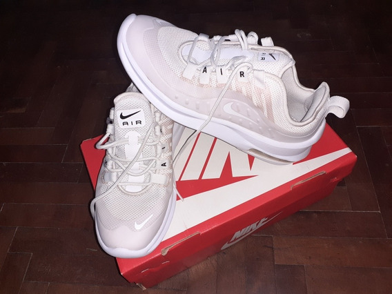 Zapatillas Nike Air Max Axis Blancas