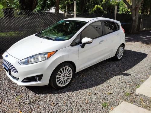 Ford Fiesta 1.6 Se Plus 5 Puertas