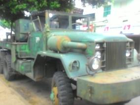 Caminhão Militar Exército C/ Munck