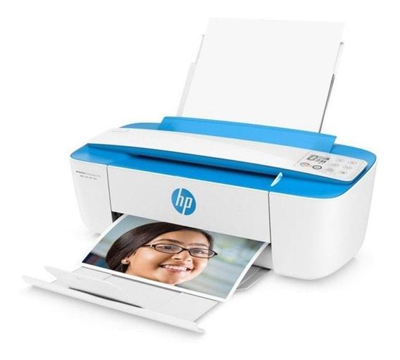Impressora Hp Deskjet Ink Advantage 3775 Compacta Wireless