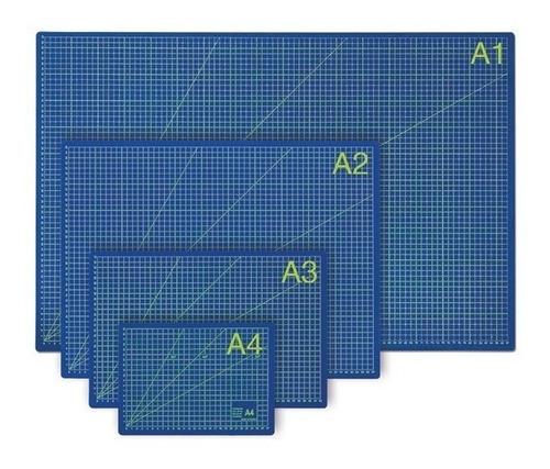 Imagen 1 de 7 de Tapete, Lámina De Corte Doble Lado, Manualidades, Maquetas