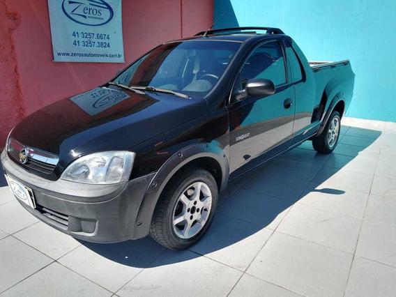 Chevrolet Montana Flexpower Conquest 1.8 8v 2p 2007