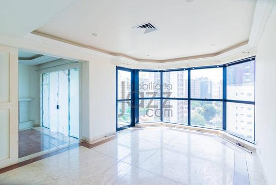 Apartamento Com 4 Dormitórios À Venda, 307 M² Por R$ 2.200 - Cambuí - Campinas/sp - Ap1650