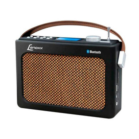 Radio Lenoxx Rb90 Áudio Qualidade Retro Bluetooth Oferta Loi