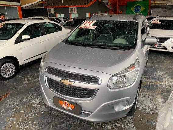Chevrolet Spin 1.8 Flex Ano 2014 Completo Autos Rr