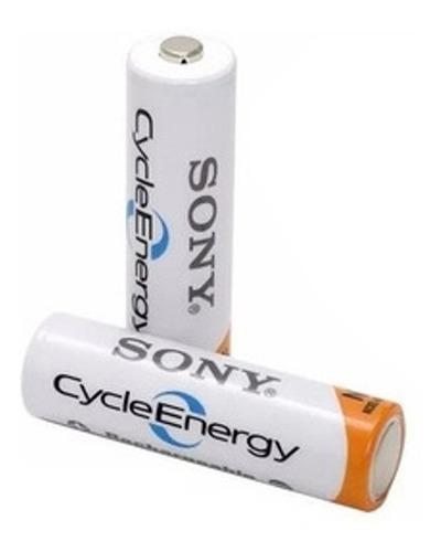 Bateria Pila Recargable Sony Aa De 4.600 Mah