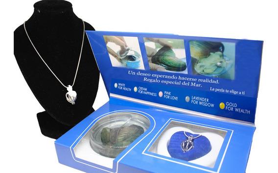 Collar De Moda Perlas Cultivadas 10 Pz.