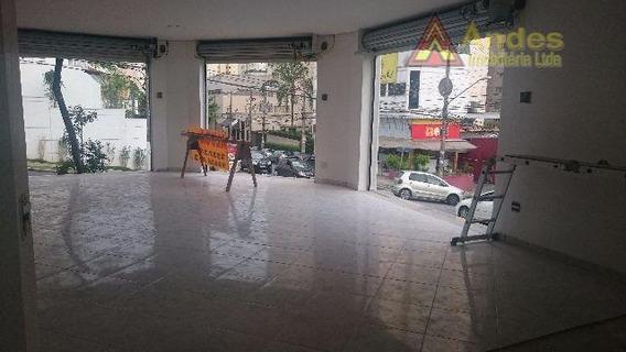 Casa Comercial Para Locação, Santa Terezinha, São Paulo. - Ca0522