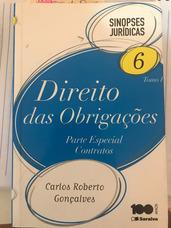 Livro - Direito Civil Das Obrigações - Contratos