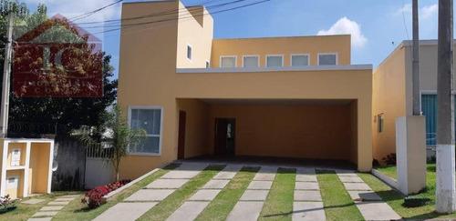 Casa Com 3 Dormitórios À Venda Por R$ 800.000,00 - Reserva Jatobá - Vargem Grande Paulista/sp - Ca1150